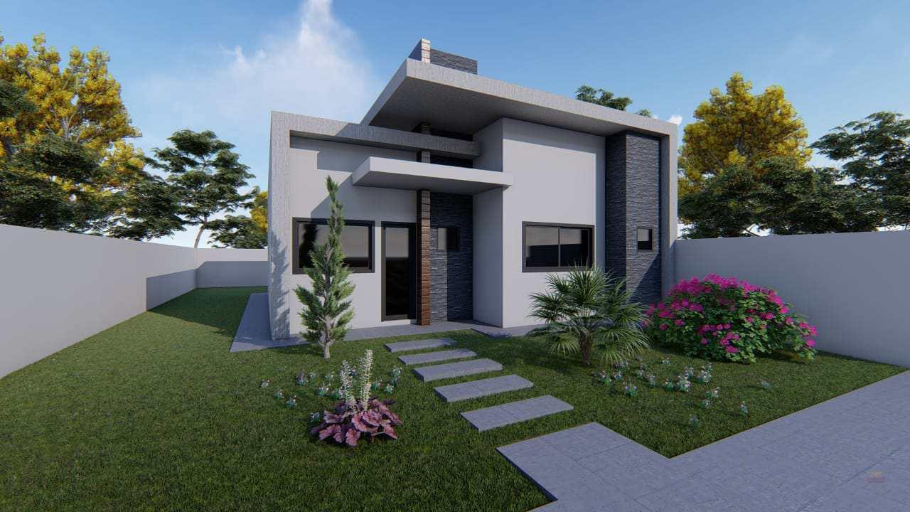 Casa com 2 dorms, Buritis I, Primavera do Leste - R$ 250 mil, Cod: 204