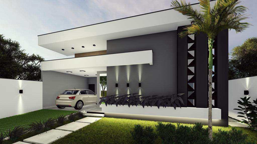 Casa com 2 dorms, Jardim Itália, Primavera do Leste - R$ 450 mil, Cod: 211