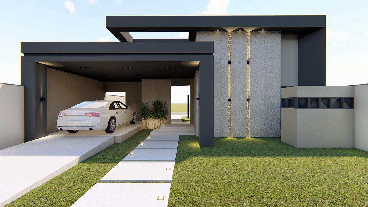 Casa com 2 dorms, PARQUE ELDORADO, Primavera do Leste - R$ 450 mil, Cod: 213