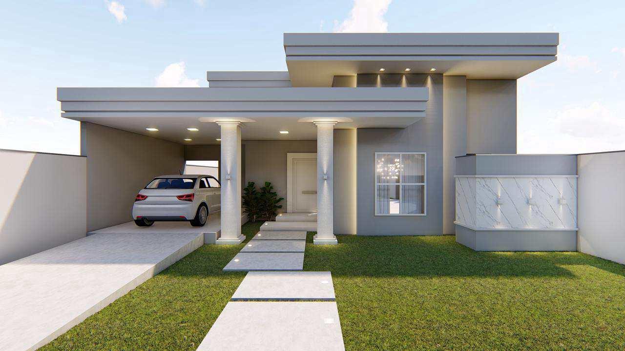 Casa com 2 dorms, PARQUE ELDORADO, Primavera do Leste - R$ 450 mil, Cod: 214