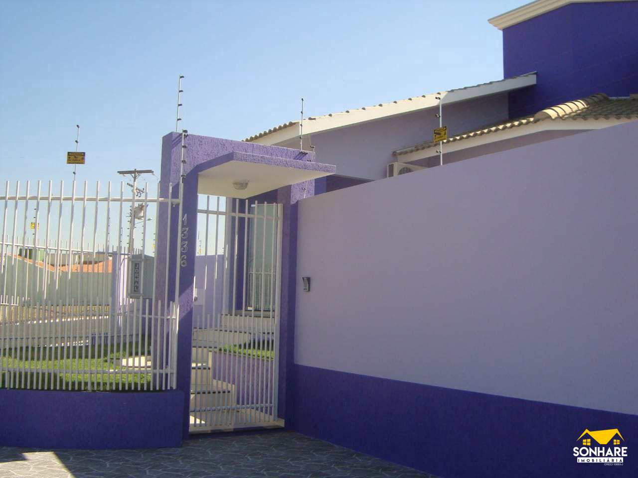 Casa com 3 dorms, Jardim Itália, Primavera do Leste, Cod: 215