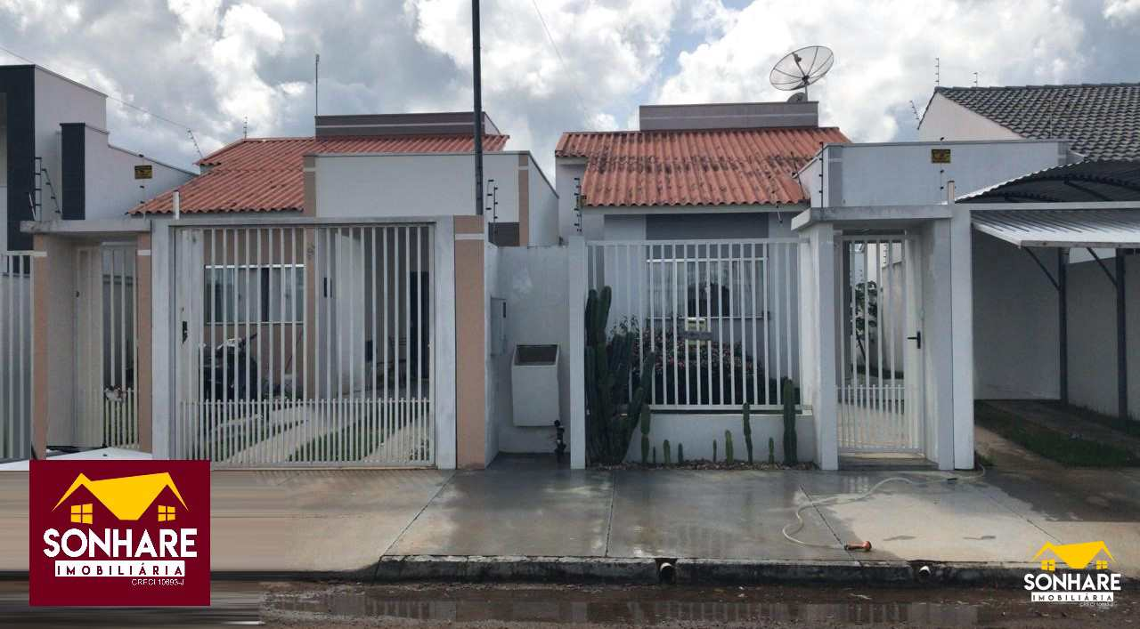 Casa com 1 dorm, Jardim Luciana, Primavera do Leste - R$ 200 mil, Cod: 221