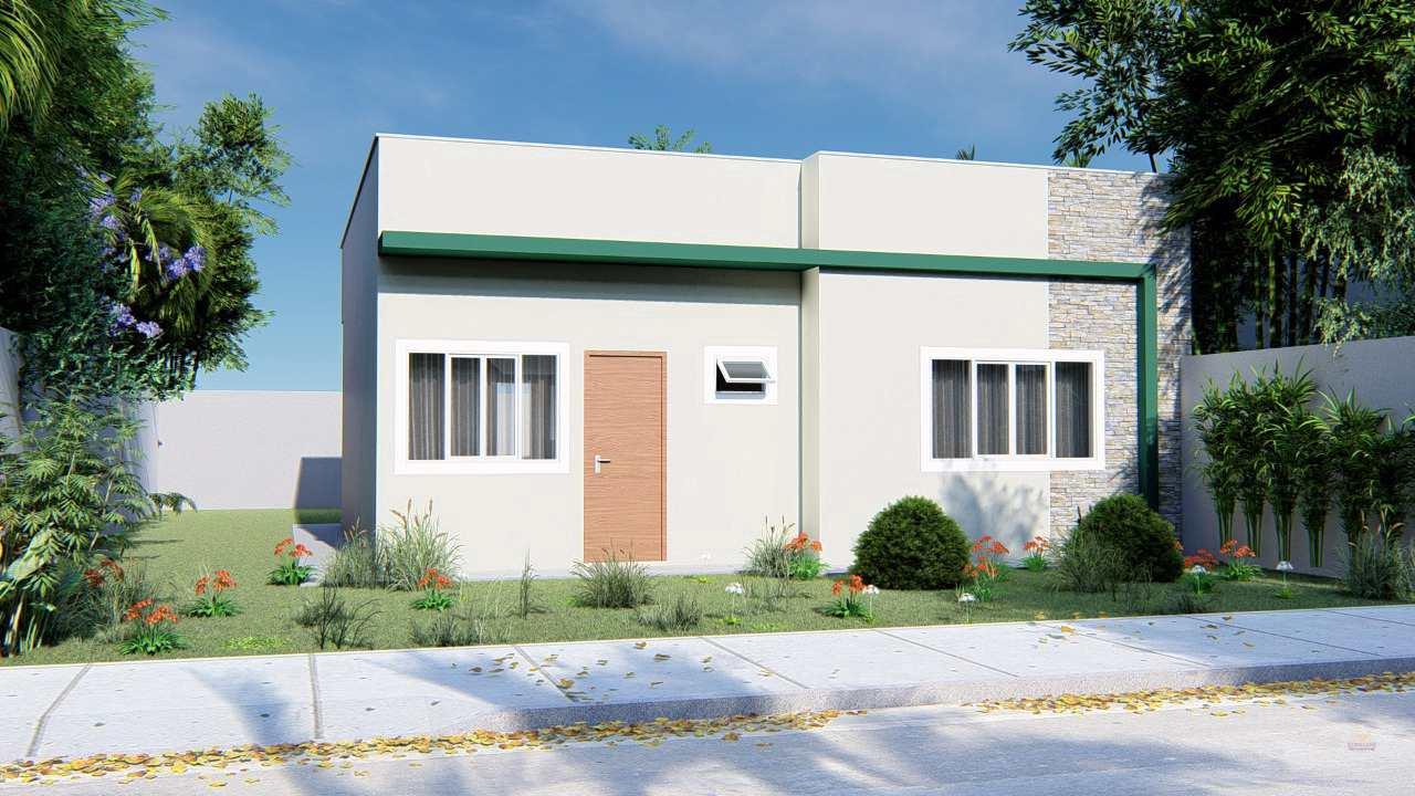 Casa com 2 dorms, Vertentes das Águas, Primavera do Leste - R$ 180 mil, Cod: 228