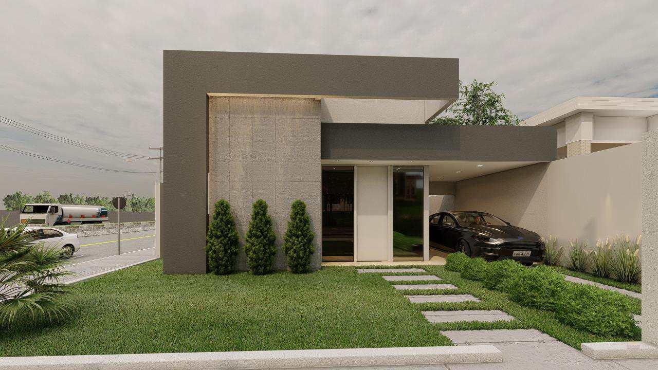 Casa com 2 dorms, Buritis III, Primavera do Leste - R$ 380 mil, Cod: 229