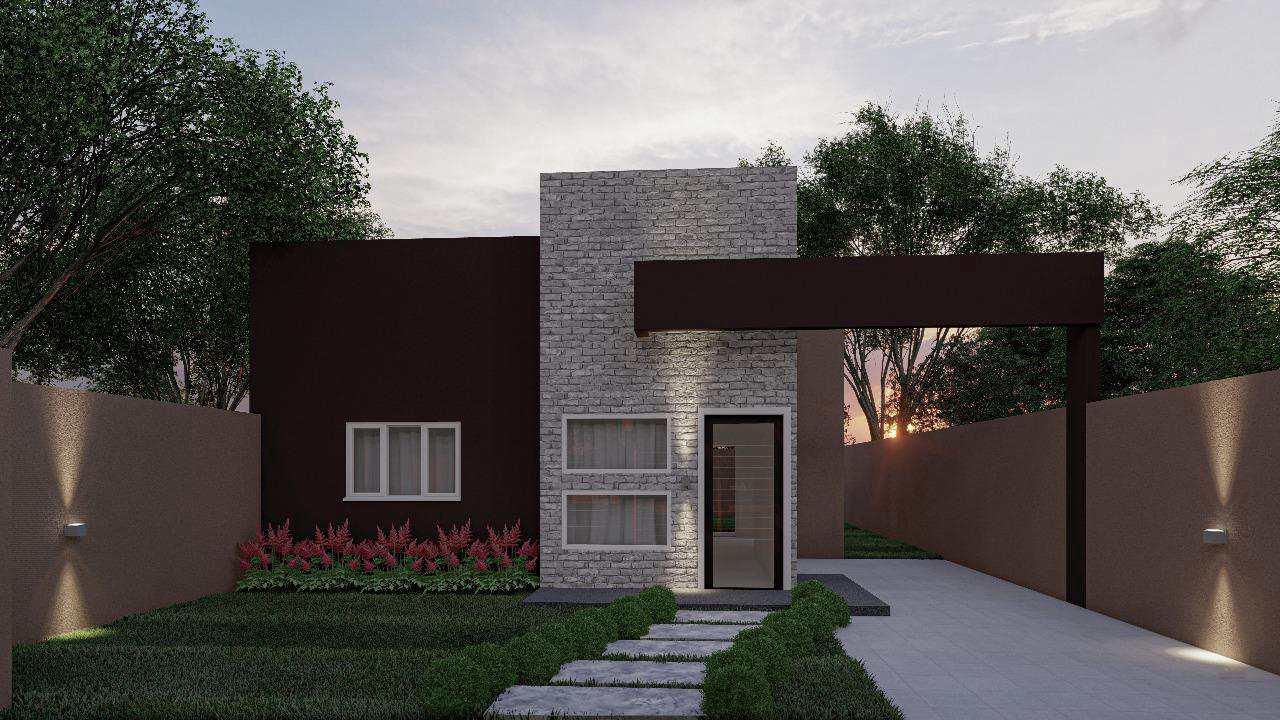 Casa com 2 dorms, Buritis III, Primavera do Leste - R$ 280 mil, Cod: 229