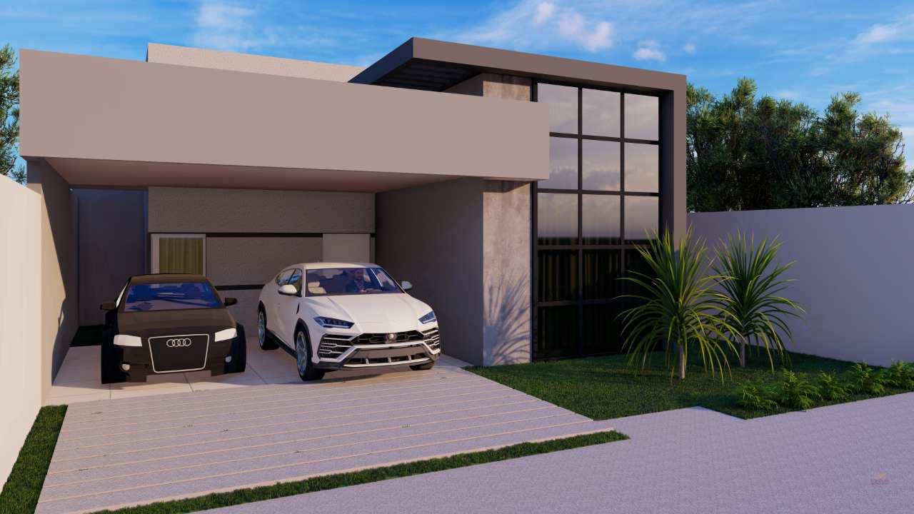 Casa com 2 dorms, Vertentes das Águas, Primavera do Leste - R$ 395 mil, Cod: 231