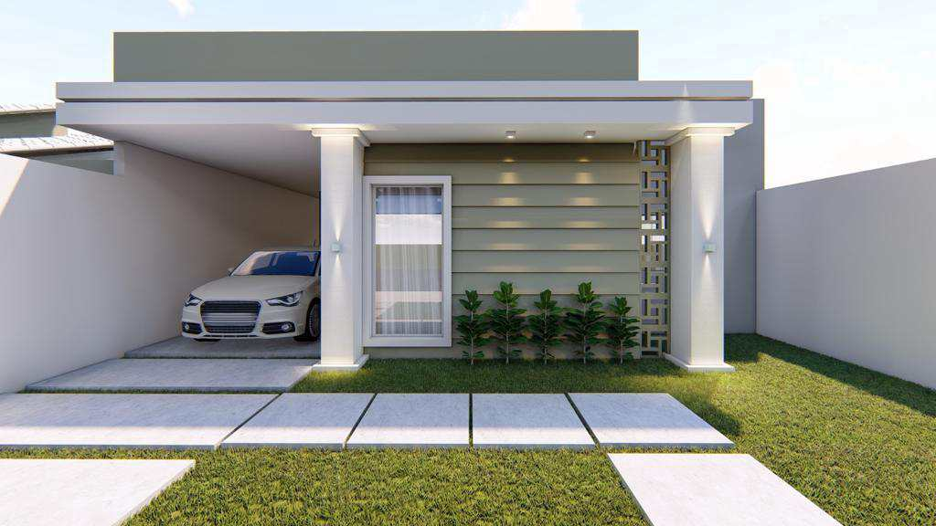Casa com 2 dorms, Buritis II, Primavera do Leste - R$ 245 mil, Cod: 232
