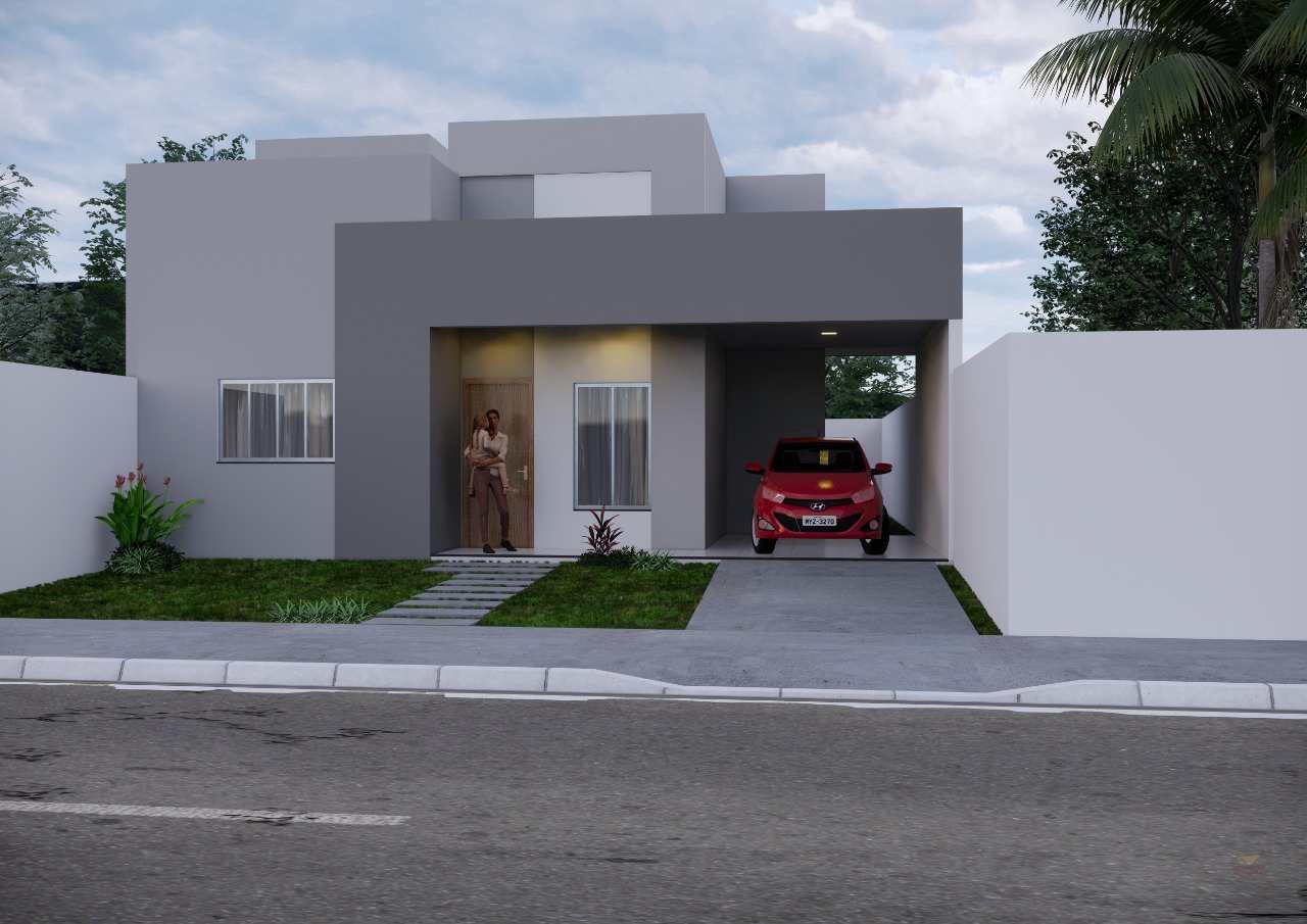 Casa com 2 dorms, Buritis I, Primavera do Leste - R$ 180 mil, Cod: 236