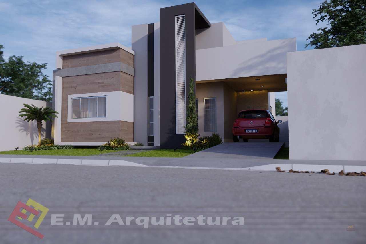 Casa com 1 dorm, Buritis I, Primavera do Leste - R$ 300 mil, Cod: 237