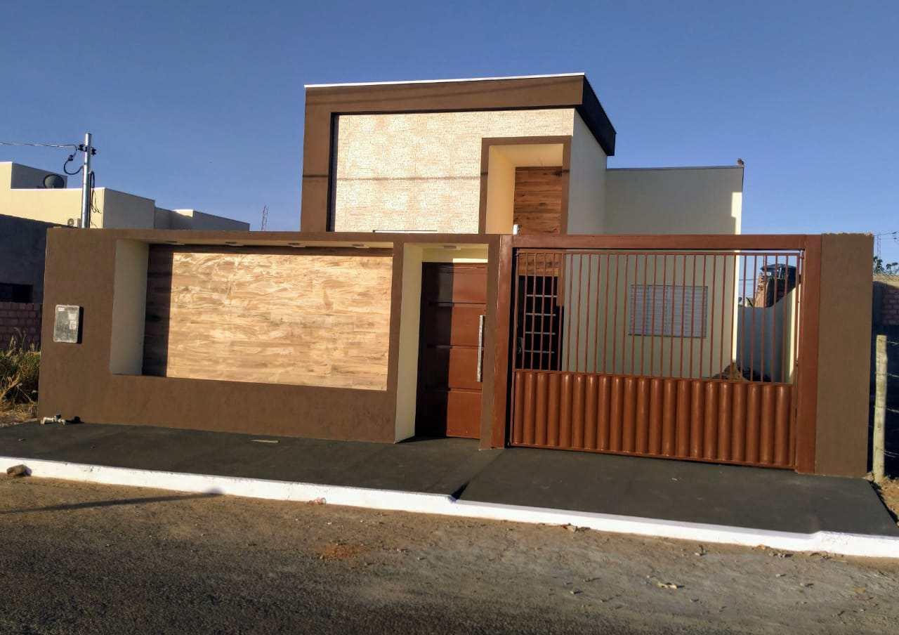 Casa com 2 dorms, Buritis III, Primavera do Leste - R$ 220 mil, Cod: 240