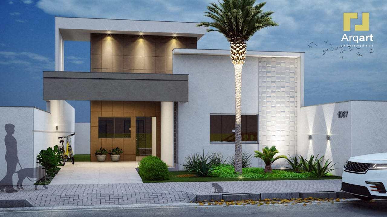 Casa com 2 dorms, BURITIS IV, Primavera do Leste - R$ 280 mil, Cod: 241