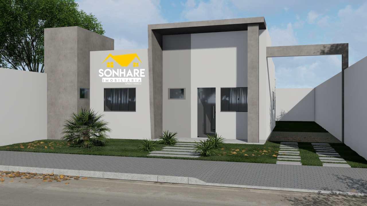 Casa com 2 dorms, Vertentes das Águas, Primavera do Leste - R$ 330 mil, Cod: 243