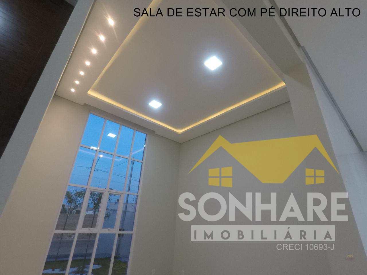 Casa com 2 dorms, Jardim das Américas, Primavera do Leste - R$ 980 mil, Cod: 253