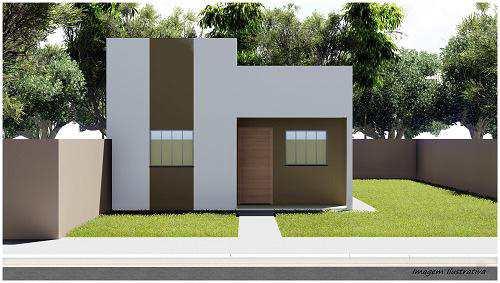 Casa com 2 dorms, Centro, Primavera do Leste - R$ 155 mil, Cod: 254