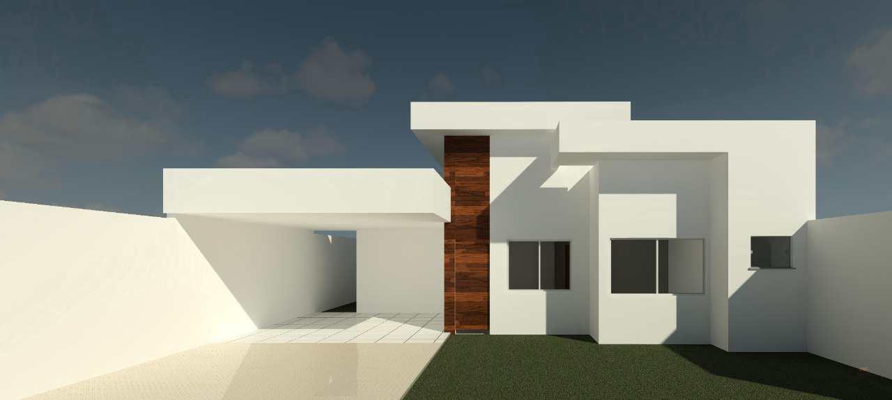 Casa com 2 dorms, Vertentes das Águas, Primavera do Leste - R$ 350 mil, Cod: 259