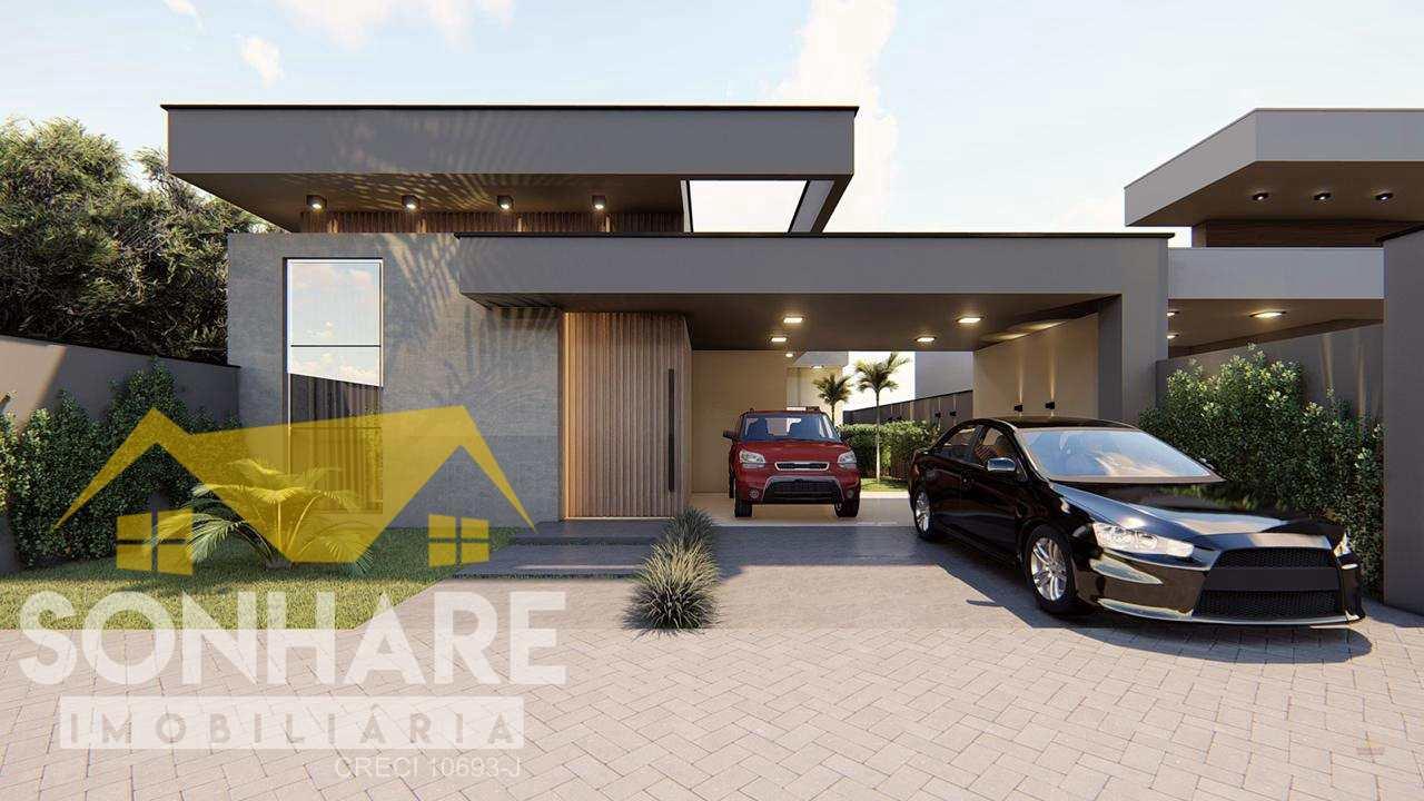 Casa com 2 dorms, JARDIM VITORIA II, Primavera do Leste - R$ 540 mil, Cod: 266