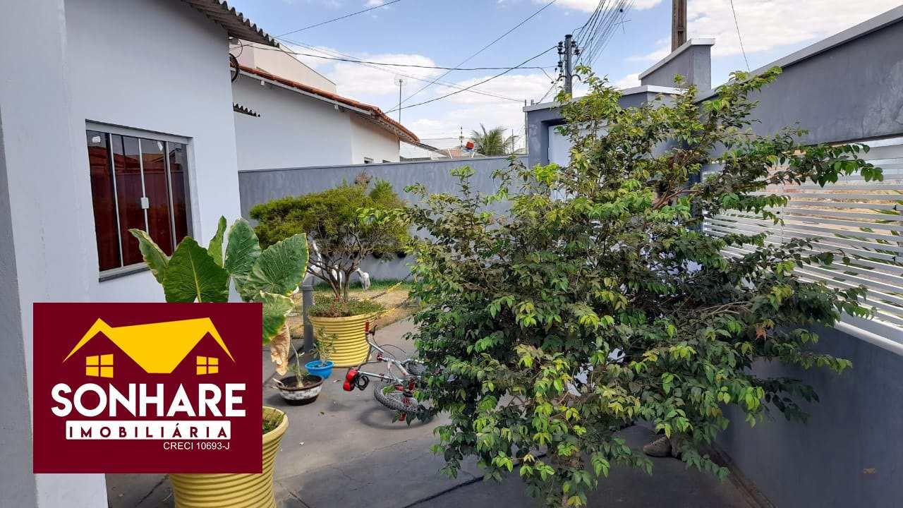 Casa com 3 dorms, Primavera III, Primavera do Leste - R$ 190 mil, Cod: 270