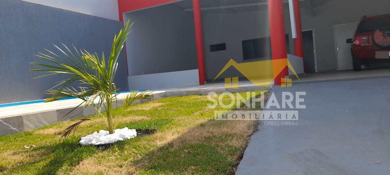 Casa, Buritis II - Expansão, Primavera do Leste - R$ 295 mil, Cod: 272