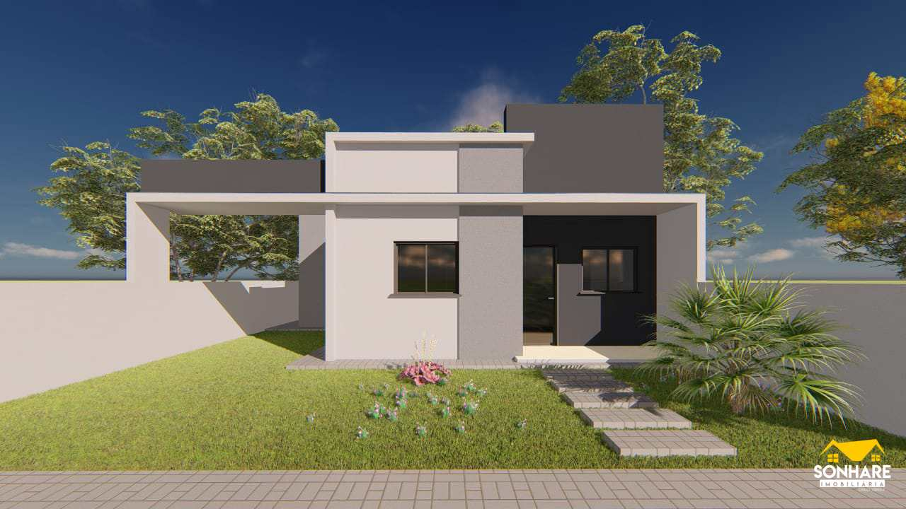 Casa com 2 dorms, BURITIS V, Primavera do Leste - R$ 270 mil, Cod: 275