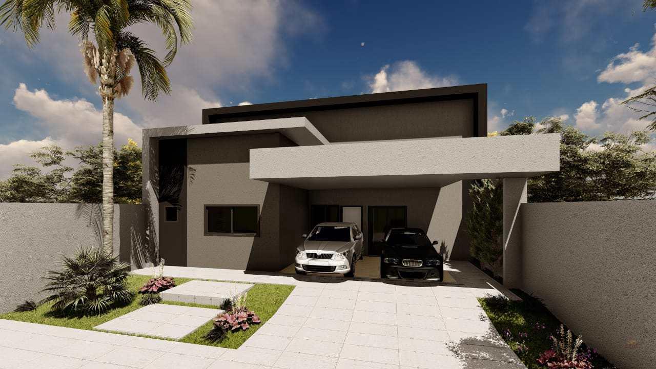 Casa com 2 dorms, Vertentes das Águas, Primavera do Leste - R$ 420 mil, Cod: 285