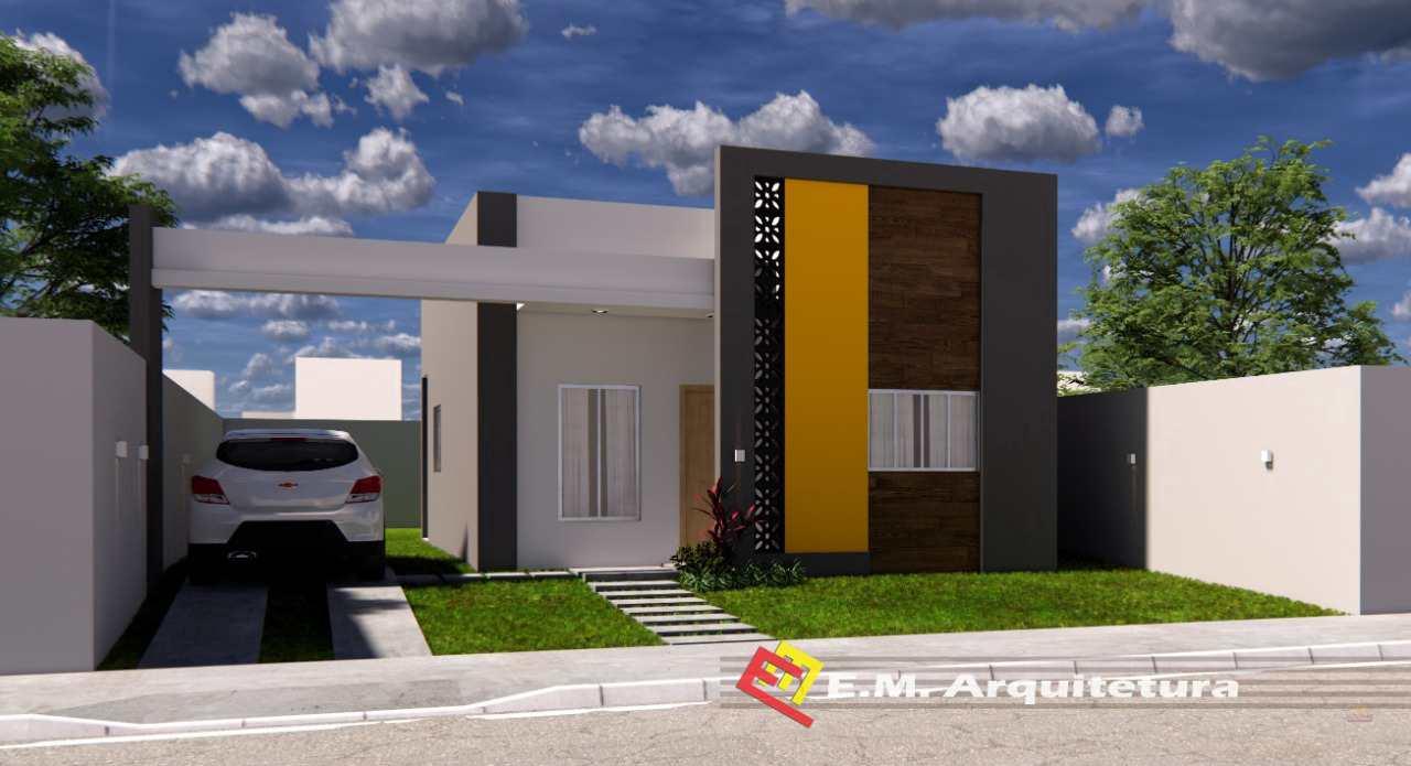 Casa com 2 dorms, Vertentes das Águas, Primavera do Leste - R$ 380 mil, Cod: 287