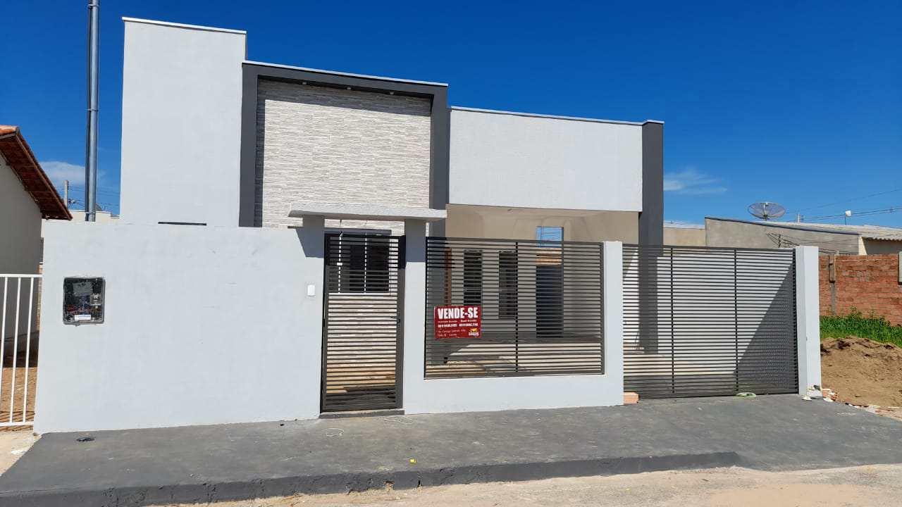 Casa com 2 dorms, Buritis III, Primavera do Leste - R$ 280 mil, Cod: 291