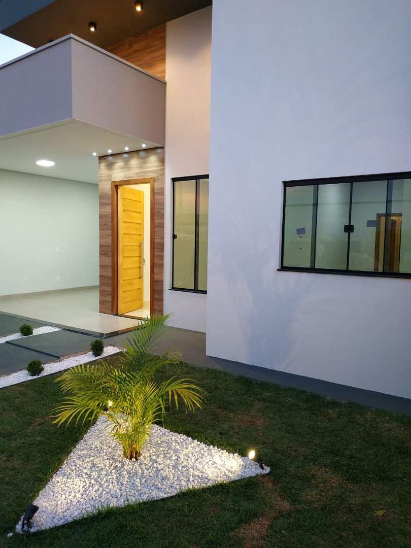 Casa com 2 dorms, BURITIS IV, Primavera do Leste - R$ 360 mil, Cod: 292