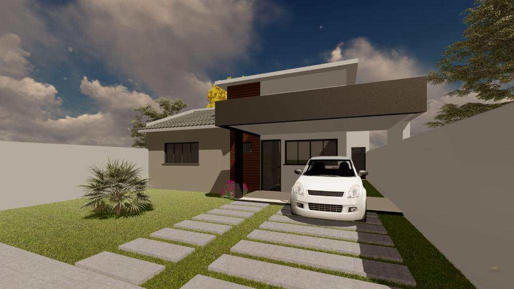 Casa com 2 dorms, Buritis II, Primavera do Leste - R$ 285 mil, Cod: 293