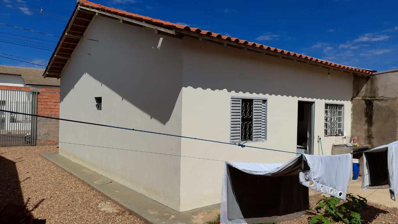 Casa com 2 dorms, Buritis II, Primavera do Leste - R$ 190 mil, Cod: 298