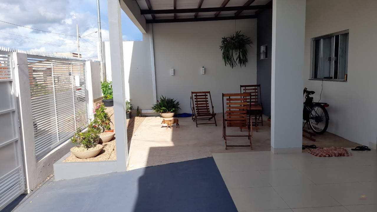 Casa com 2 dorms, Buritis III, Primavera do Leste - R$ 360 mil, Cod: 301
