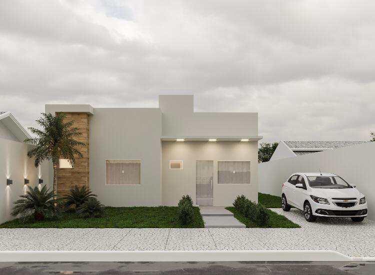 Casa com 1 dorm, Vertentes das Águas, Primavera do Leste - R$ 245 mil, Cod: 302