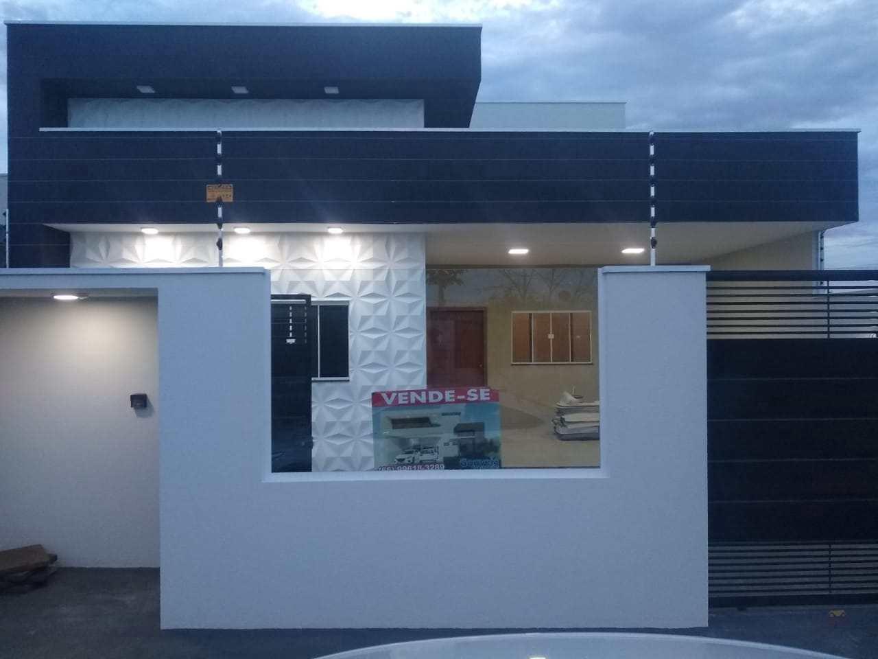 Casa com 2 dorms, Buritis III, Primavera do Leste - R$ 425 mil, Cod: 304