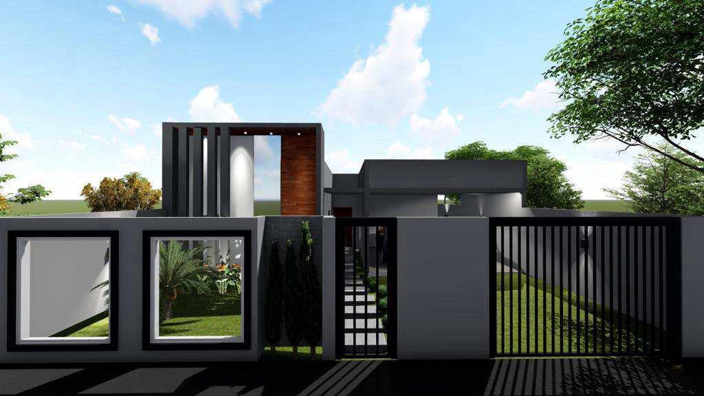 Casa com 2 dorms, Vertentes das Águas, Primavera do Leste - R$ 430 mil, Cod: 306