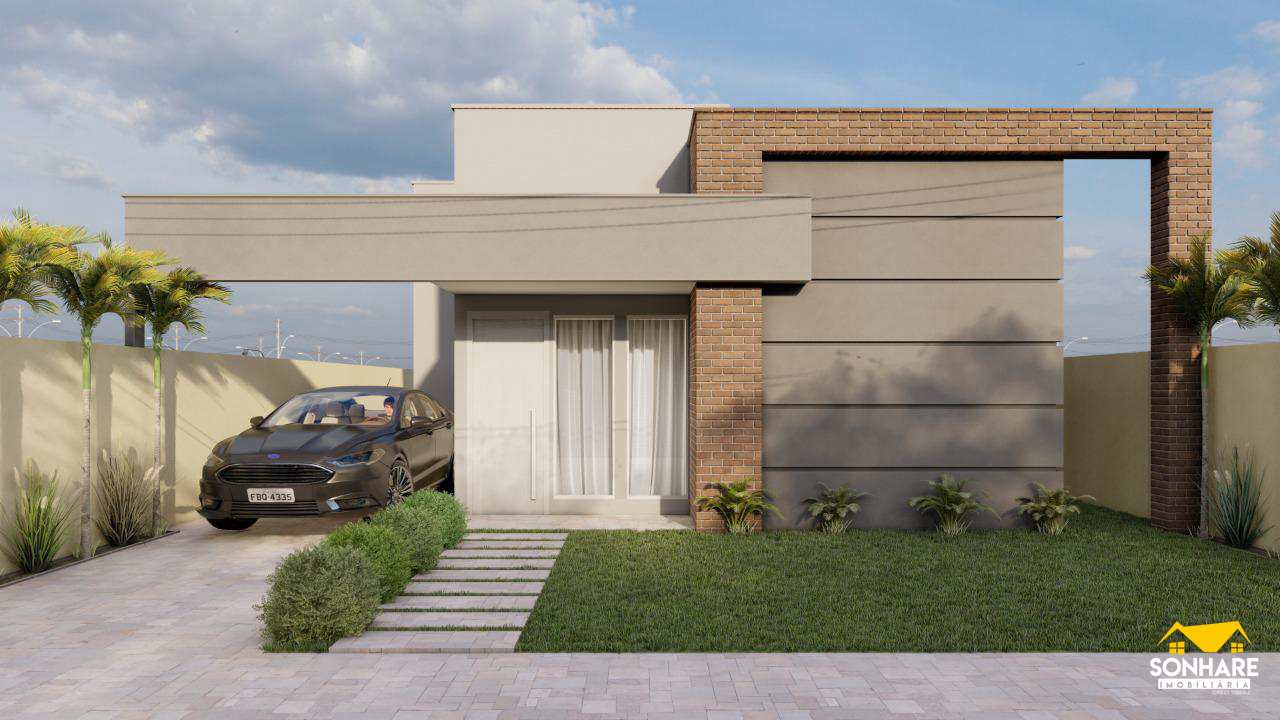 Casa com 2 dorms, BURITIS V, Primavera do Leste - R$ 300 mil, Cod: 307