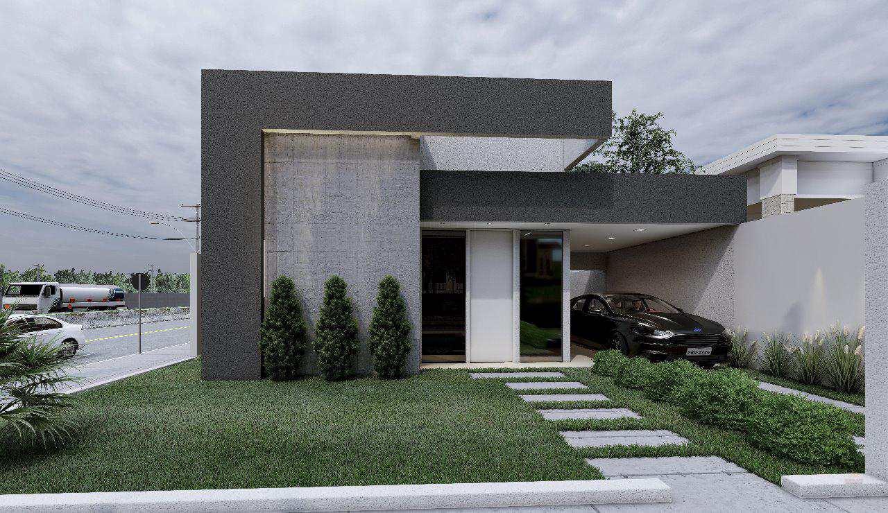 Casa com 2 dorms, Buritis III, Primavera do Leste - R$ 480 mil, Cod: 308