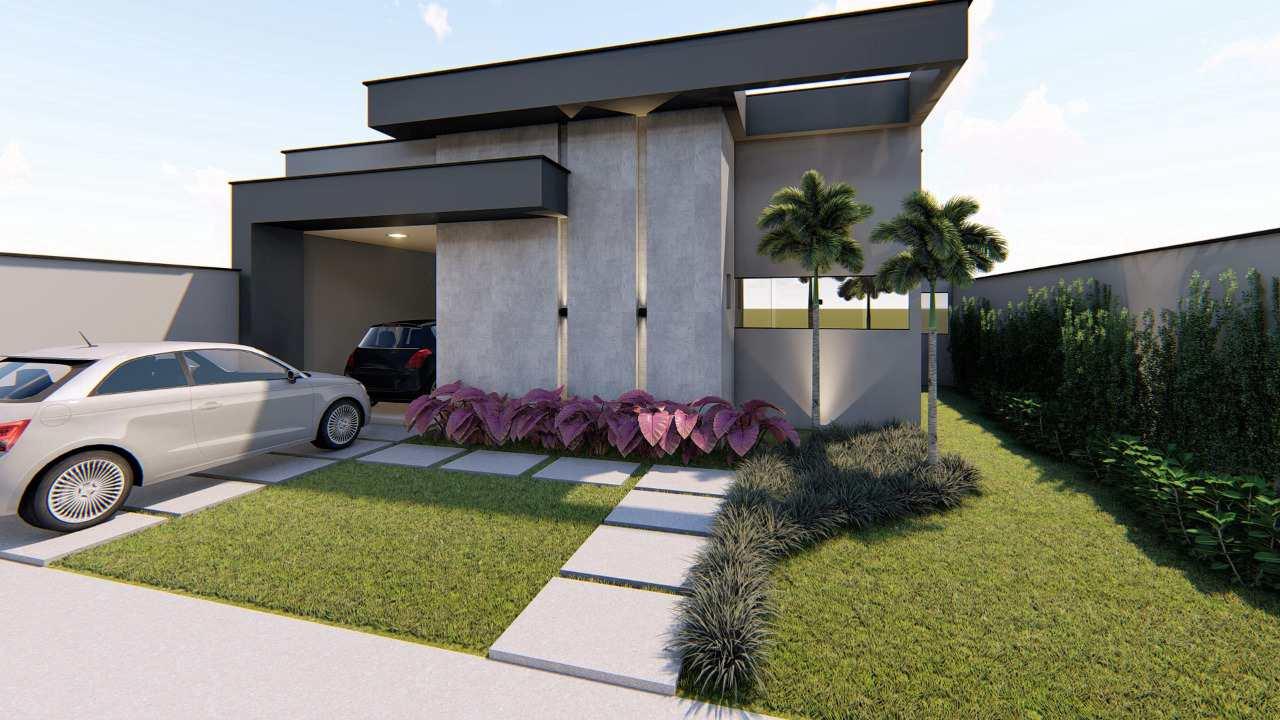 Casa com 2 dorms, Buritis I, Primavera do Leste - R$ 285 mil, Cod: 309