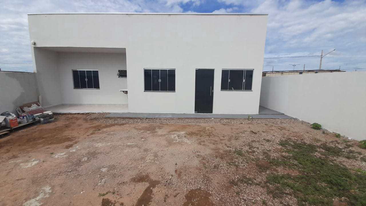Casa com 2 dorms, Vertentes das Águas, Primavera do Leste - R$ 320 mil, Cod: 310
