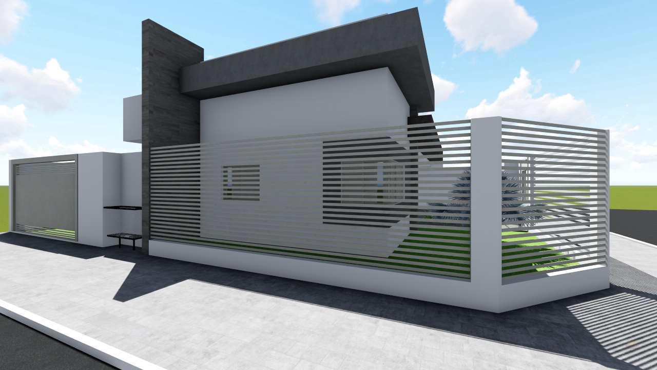 Casa com 3 dorms, Vertentes das Águas, Primavera do Leste - R$ 570 mil, Cod: 312