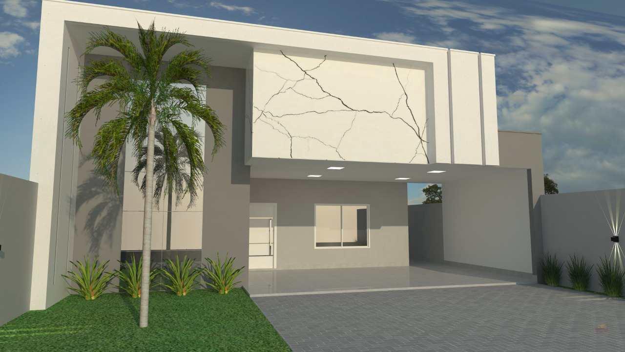 Casa com 2 dorms, SANTA FELICIDADE, Primavera do Leste - R$ 520 mil, Cod: 313