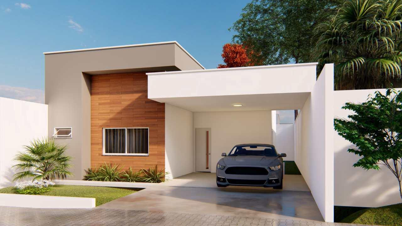 Casa com 2 dorms, BURITIS V, Primavera do Leste - R$ 320 mil, Cod: 316