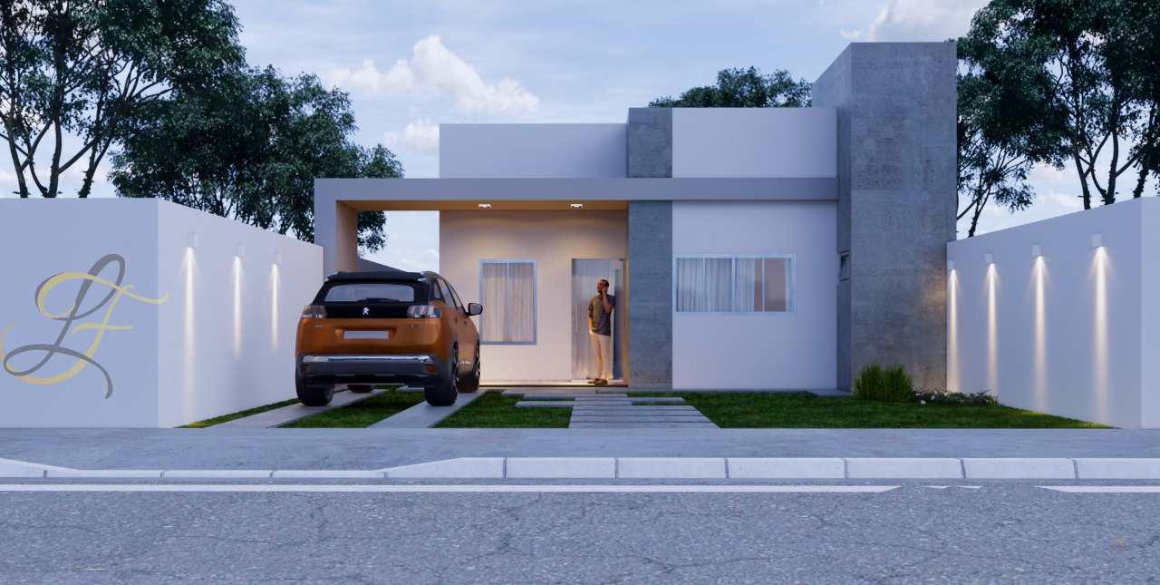 Casa com 1 dorm, JARDIM EUROPA, Primavera do Leste - R$ 240 mil, Cod: 317