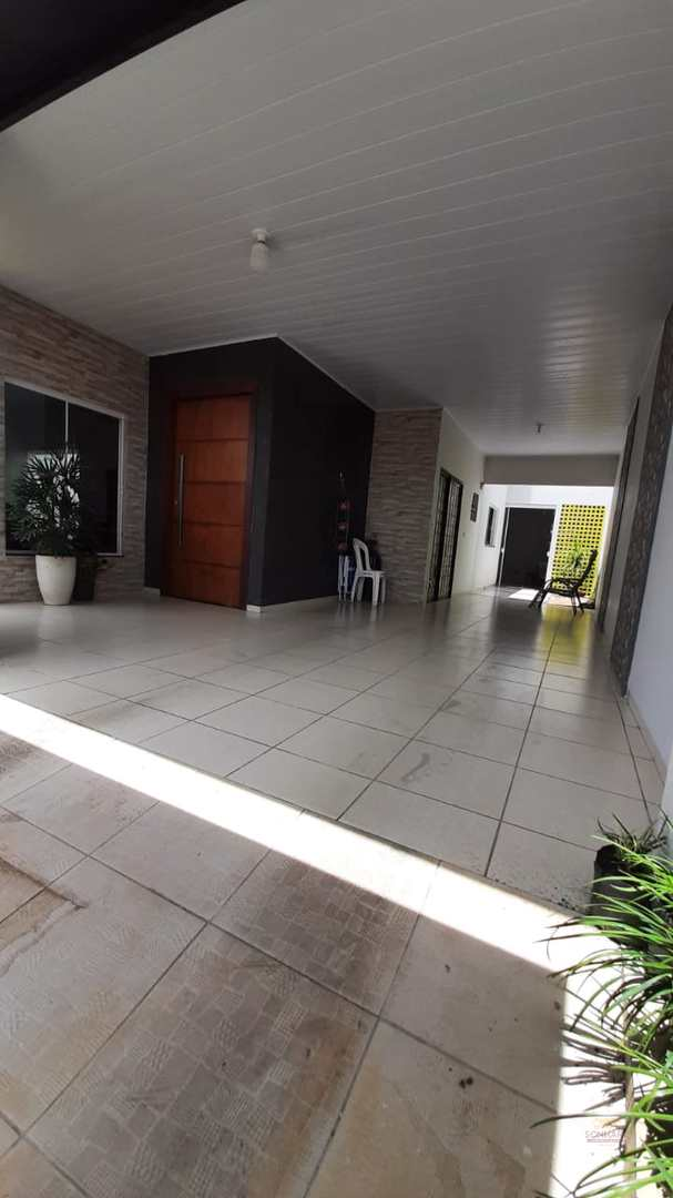 Casa com 3 dorms, Poncho Verde ll, Primavera do Leste - R$ 330 mil, Cod: 319