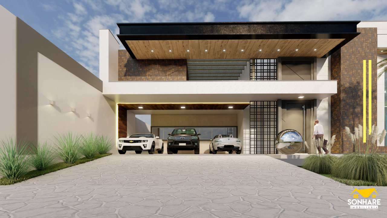Casa com 1 dorm, Jardim Riva, Primavera do Leste, Cod: 323