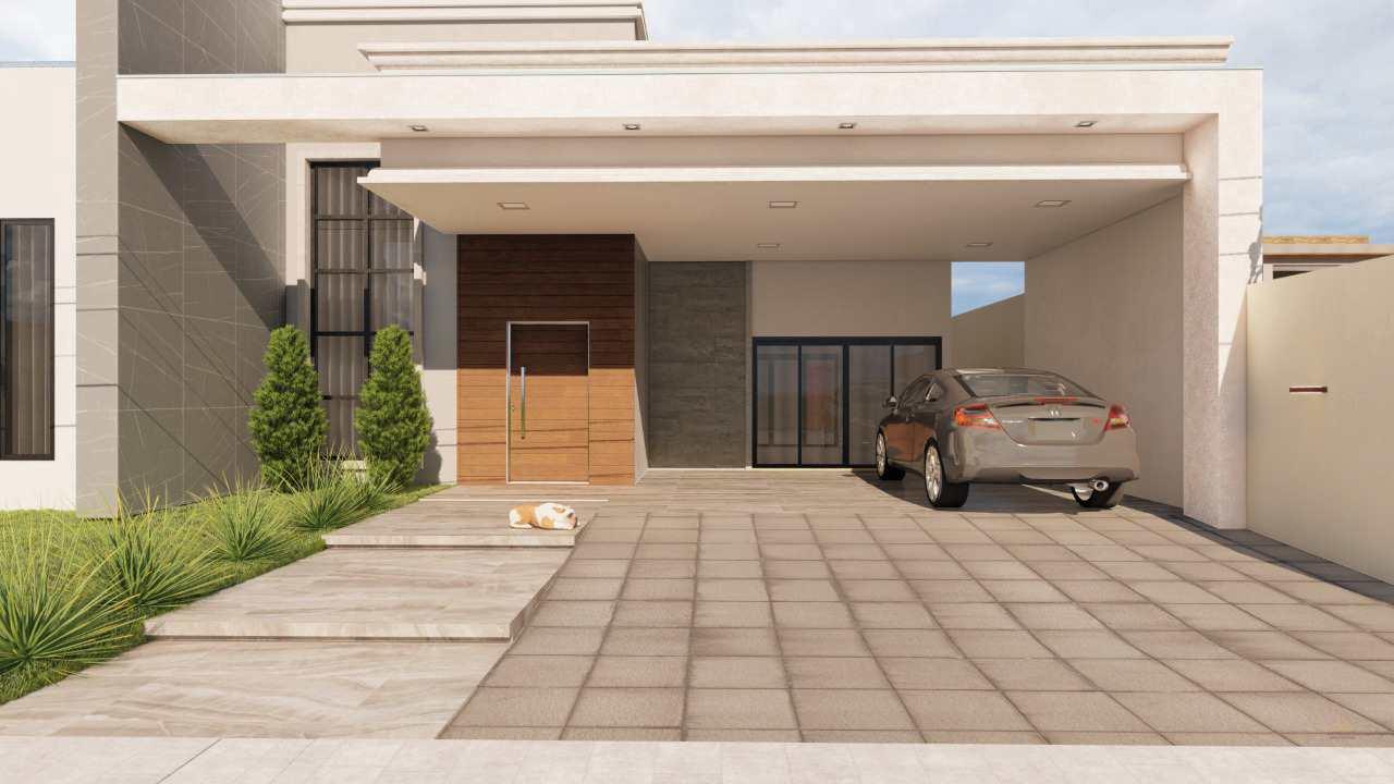 Casa com 3 dorms, Jardim Riva, Primavera do Leste - R$ 111, Cod: 324