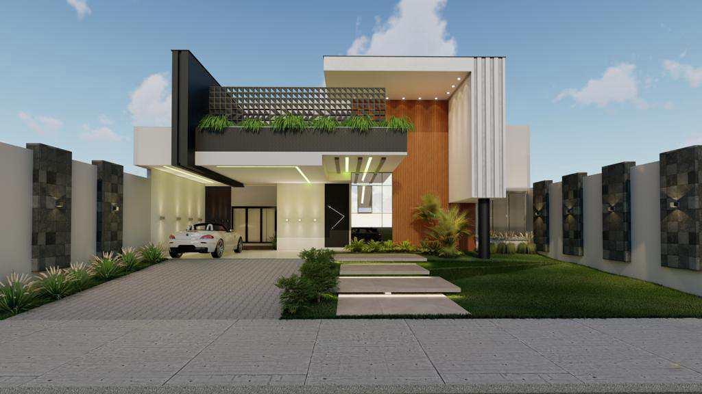 Casa com 2 dorms, Jardim Riva, Primavera do Leste - R$ 11.1 mil, Cod: 325