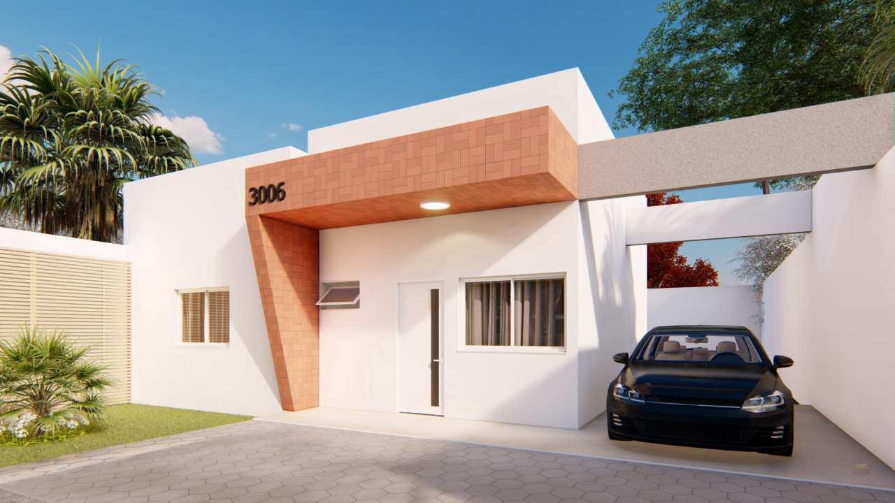 Casa com 2 dorms, Buritis I, Primavera do Leste - R$ 190 mil, Cod: 329