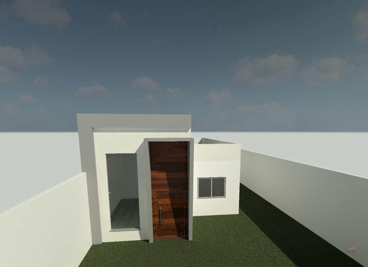 Casa com 2 dorms, JARDIM EUROPA, Primavera do Leste - R$ 350 mil, Cod: 331