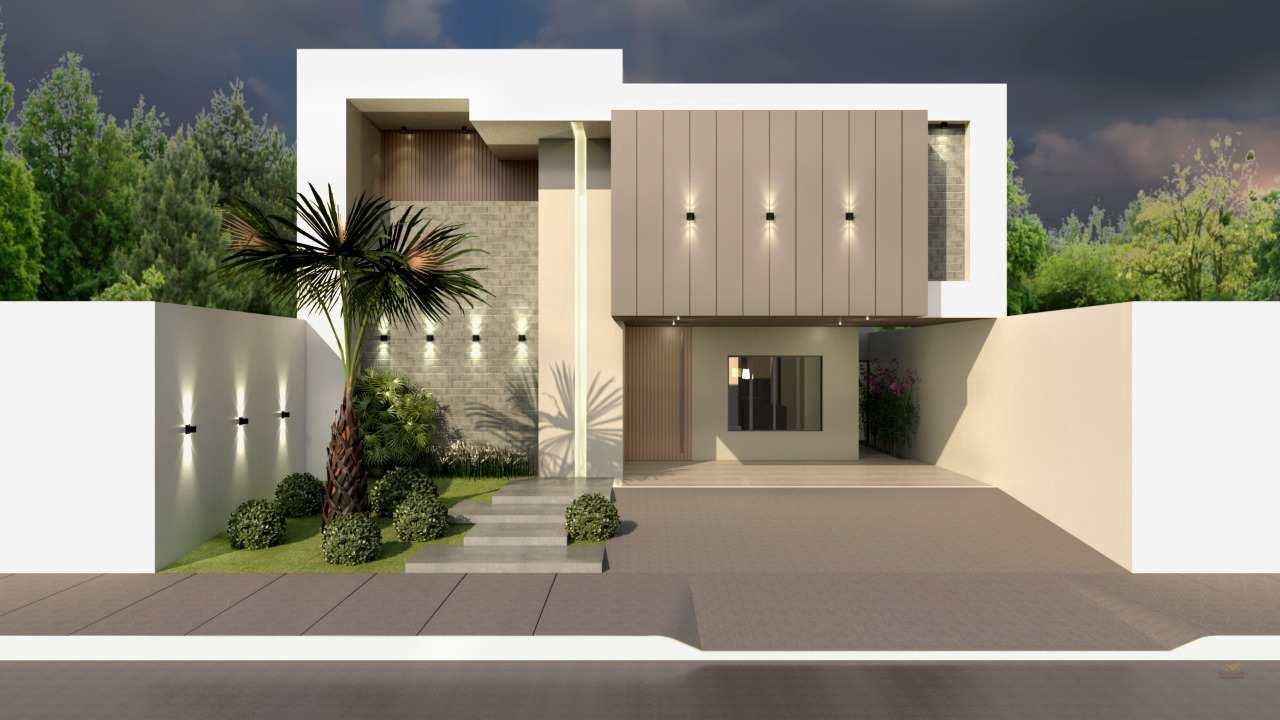 Casa com 2 dorms, PARQUE ELDORADO, Primavera do Leste - R$ 795 mil, Cod: 333