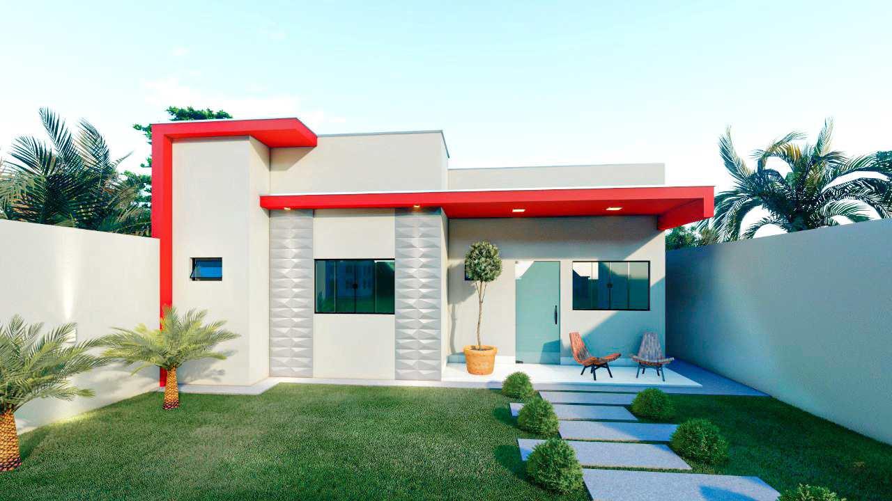 Casa com 2 dorms, BURITIS V, Primavera do Leste - R$ 265 mil, Cod: 335