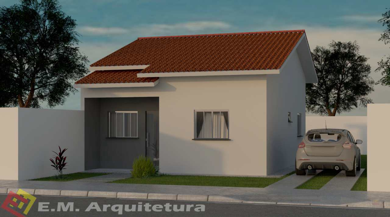 Casa com 2 dorms, BURITIS V, Primavera do Leste - R$ 158 mil, Cod: 336